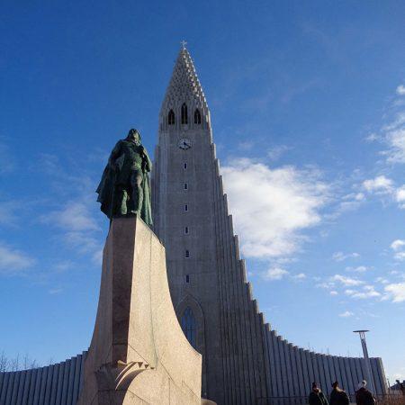 The-iconic-Hallgrimskirkja-Church-in-Reykjavik